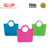 Wholesale Colorful Silicone Material Beach Ladies Hand Bag Online Shopping