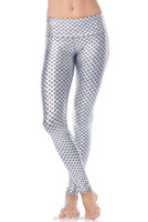 wholesale sexy seamless printed leggings fashion slim tattoo leggings for women factory OEM