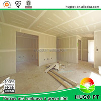 factory high strength non asbestos partition waterproof 6mm thickness calcium silicate board