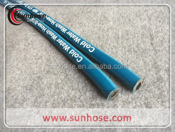 flexible hose for kitchen faucet used concrete pump rubber hose 1SN R1AT