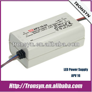 MeanWell Power Supply APC-35-350(35W/350mA) Constant Current LED Power Supply/LED Driver