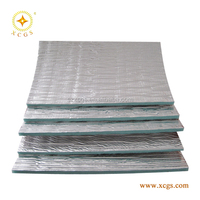 Aluminum Cladding Foam Heat and Sound Proof Material