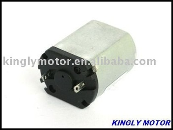 1.5v micro dc electric car motor