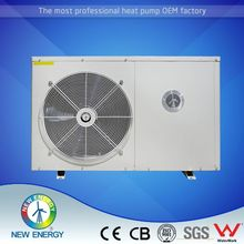 6kw 8kw 12kw small size manufacturer swimming pool heat pump