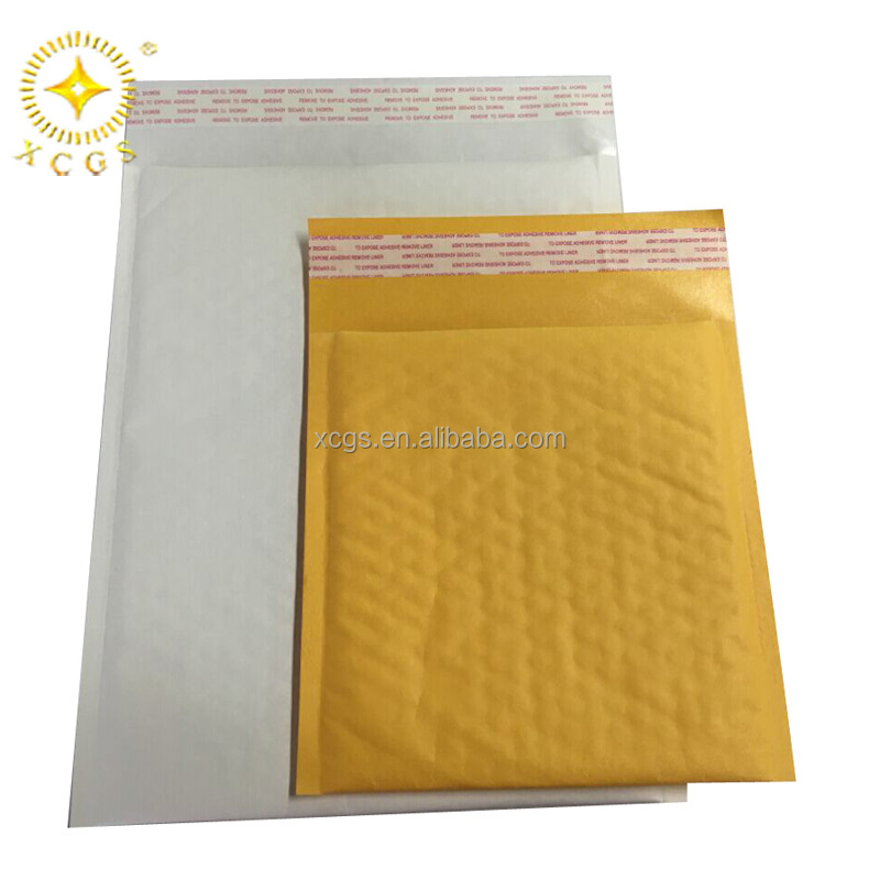 Padded Kraft Bubble Envelope Express Fragile Items Package