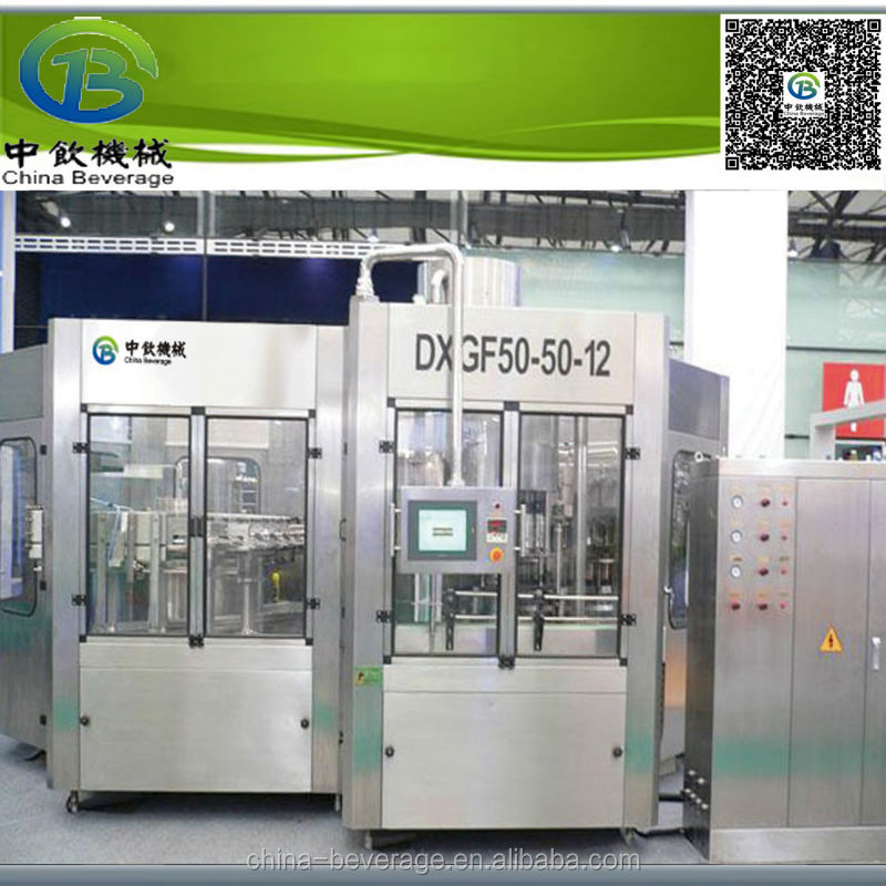 2013 automatic filling machine for alcohol beverage
