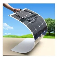 Awind Turbine And Solar Panel 100w Folding Solar Panel