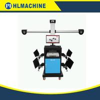 car wheel position proofread machine and car wheel alignment for garage