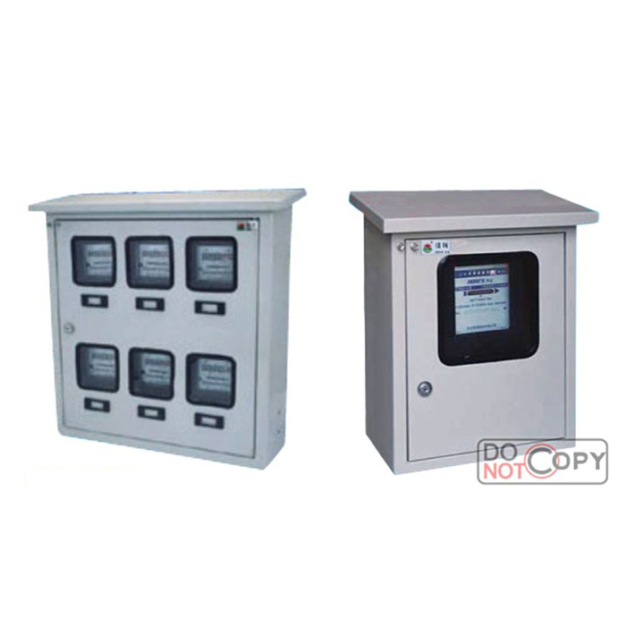 Indoor Outdoor Metal Water Electrical Meter Box