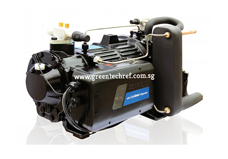 High Grade Professional Fusion Compressor Scroll Condensing Unit