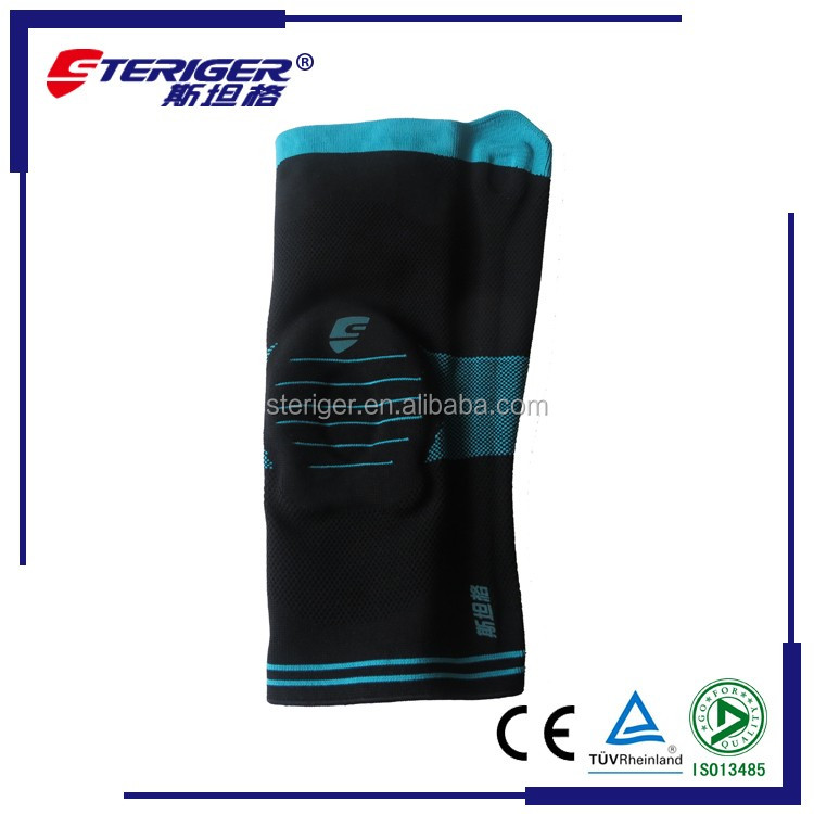 spandex material sibote medical knee support for work