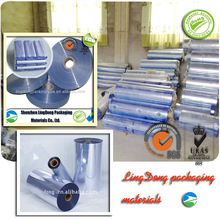 A quality packaging shrinkable pvc film