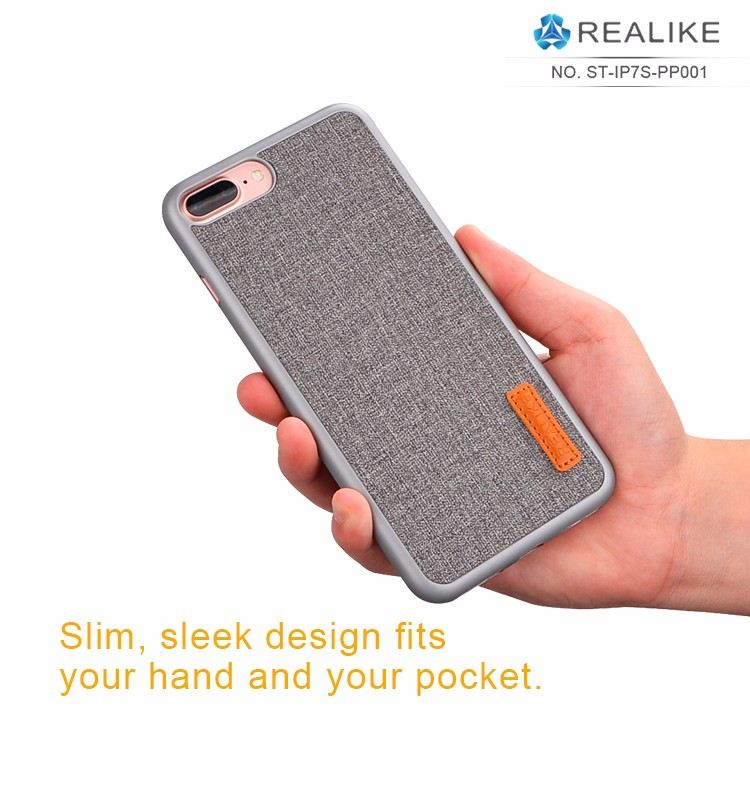2017 slim pp phone accessories mobile case phone case custom logo design service for iphone 7