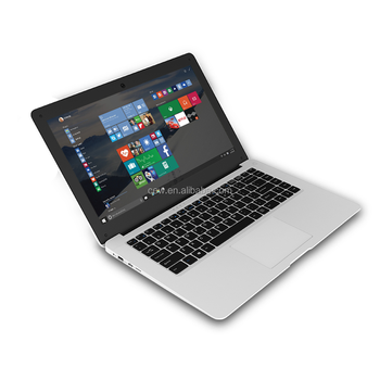 High Quality 14inch super slim Intel Cherry Trail 8300 8350 Quad Core 4G Ram 32G eMMC 128G SSD win10 Notebook Laptop
