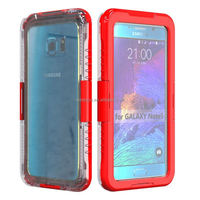 Underwater 8 meters waterproof case for samsung note5, for samsung note 5 waterproof case