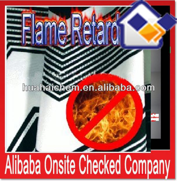 new flame retardant 2013 used in calcium carbonate chemical name