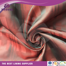 hot sales manufacturer supply custom design single jersey polyester viscose lining fabric for garment,sportwear,lining