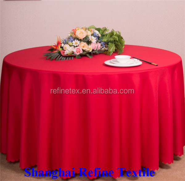 "Cheap 90"" disposable round table cloths"