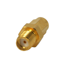 SMA Jack to SSMA Plug Straight connector RF Coaxial Adapter