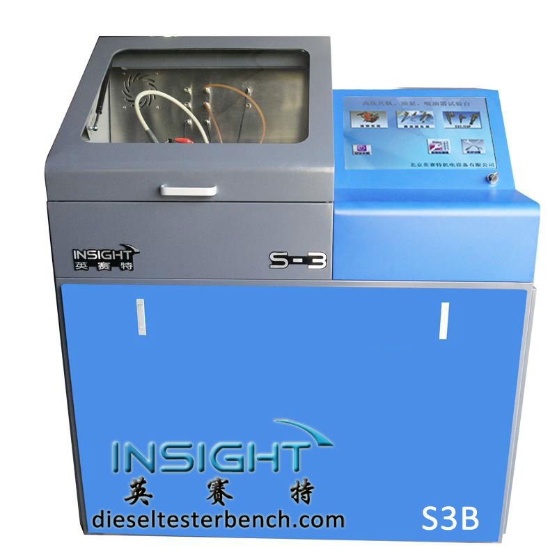 common rail S3B diesel injector tester common rail injection testing equipment