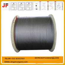 2015 Best Selling Elevator Steel Wire Rope 8x19S