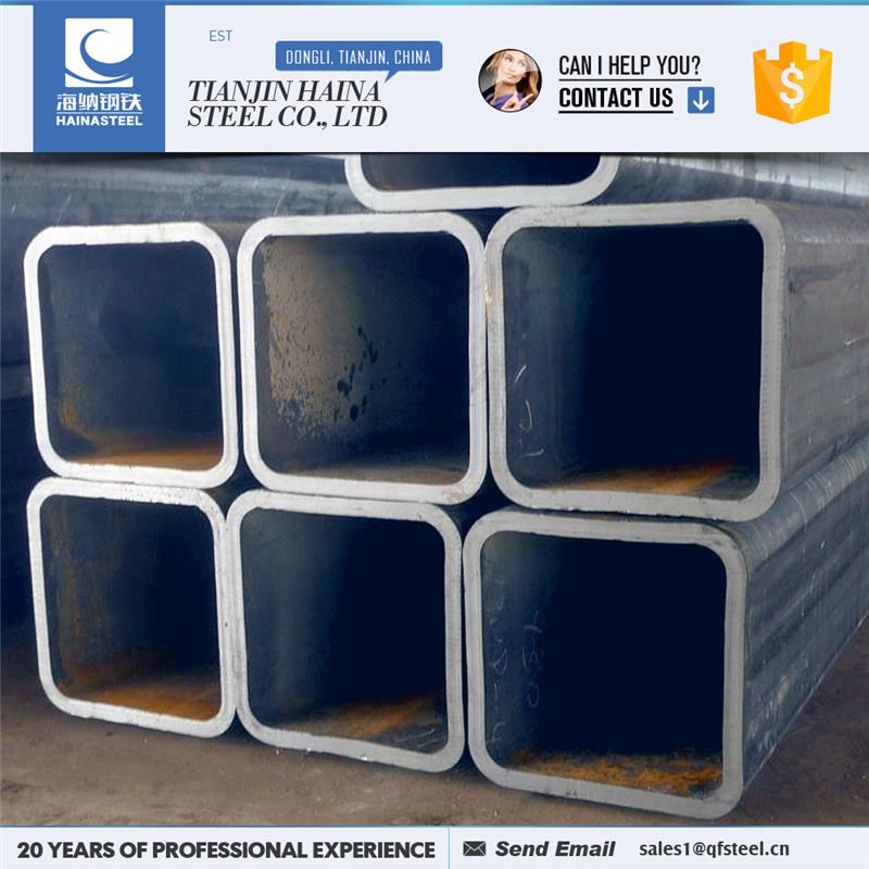 Alibaba Trade Assurance ASTM A653 DX51 steel pipe factory