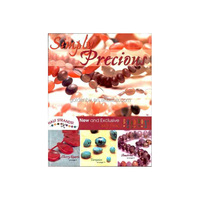 Popular fashion printed paper free bead catalogs
