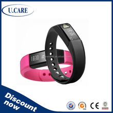 4.0 Bluetooth waterproof smart fitbit flex wireless activity sleep wristband