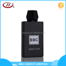 BBC Black Series-BL006 Best quality royal black glass bottles spray long lasting perfume for men
