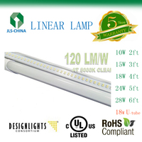 tube8 japan 18W led lights with 5years warranty