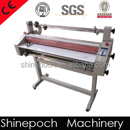 1100mm Big Format Hot Roll Laminator Machine