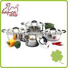 Stainless Steel 8Pcs First Horse Surgical Cookware Set / PC051