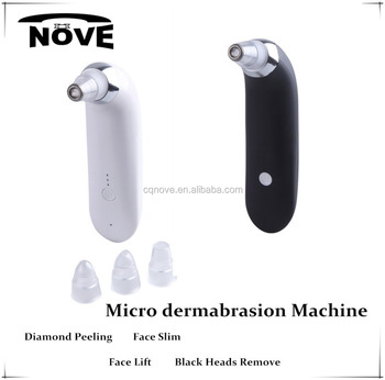 2016 New Product Mini Portable Medical Beauty Best Microdermabrasion Machine Personal Microdermabrasion Machine