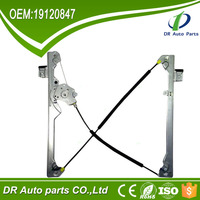 Car Window Glass And Manual Window Regulator For Chevrolet Escalade / Tahoe Parts Oem: 15037214 15077854 15095844