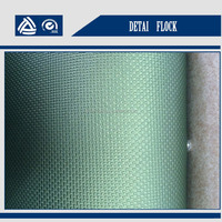 10% off free sample great running item T/C flocking for sofa fabric for sofa 1.0mm