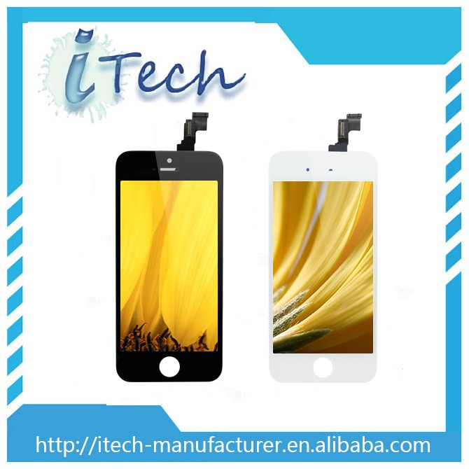 High copy for apple iphone 5s touch screen digitizer,cheap for iphone 5s lcd with digitizer,for iphone 5s lcd
