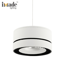 Imade lighting popular design COB pendant light LED 25W architectural lighting casting aluminum body
