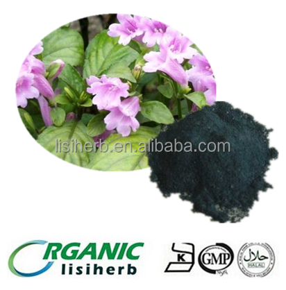 High quality Natural Indigo dye Powder / Indigo Naturalis leaf powder