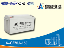 GFM12v150ah for ups solow power storage long life standby power gel battery batteries