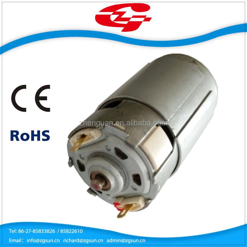 High Speed Pmdc Motor For Gardening Tools Zyt775 Buy