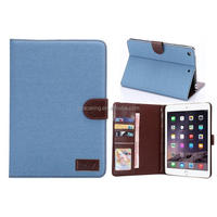 Hot sell protective case for ipad mini 3 mini 2, anti-shock case for ipad mini 3 with card holder