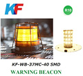 R10 Hot selling car warning light,warning beacon,stroble light,KF-WB-37MC-40 SMD