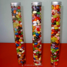 Best Selling Plastic Packaging Candy Box Clear Plastic Tubes For Crafts