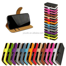 Book Stand Leather Case,Magnetic Leather Case For Samsung Galaxy S3 MINI I8190
