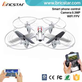 Throwing 2.4G wifi drone mobile with 0.3MP camera