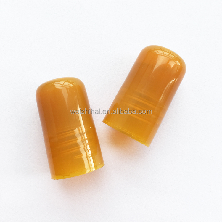18/415 plastic screw cap for roll on glass bottle