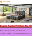 Modern Furniture, Italian luxury bed furniture design Leather king size