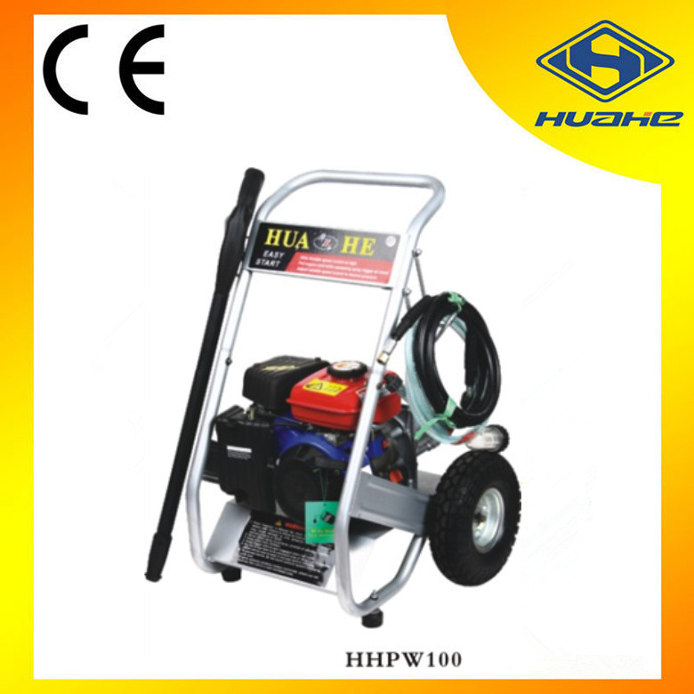 Hot sale!high pressure car washer for sale/gasoline engine cold water high pressure washer
