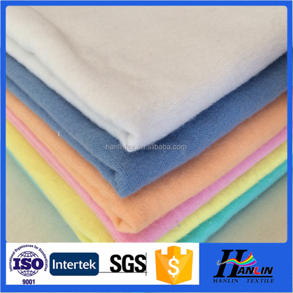 dyed cotton flannel fabric duster 20x10 40x42 36""