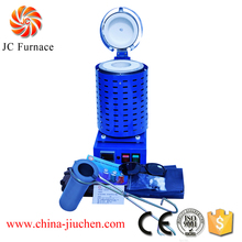 JC 2kg Fast Smelting Copper Gold Electric Melting Furnace for Sale